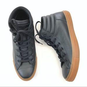 Converse CT Fresh Hi Black/Black/Gum